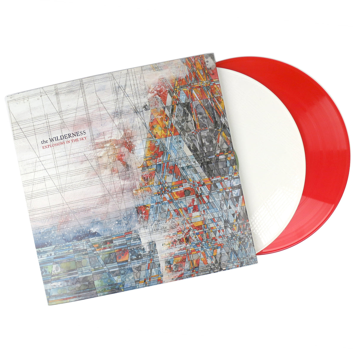 Explosions In The Sky: The Wilderness Indie Vinyl
