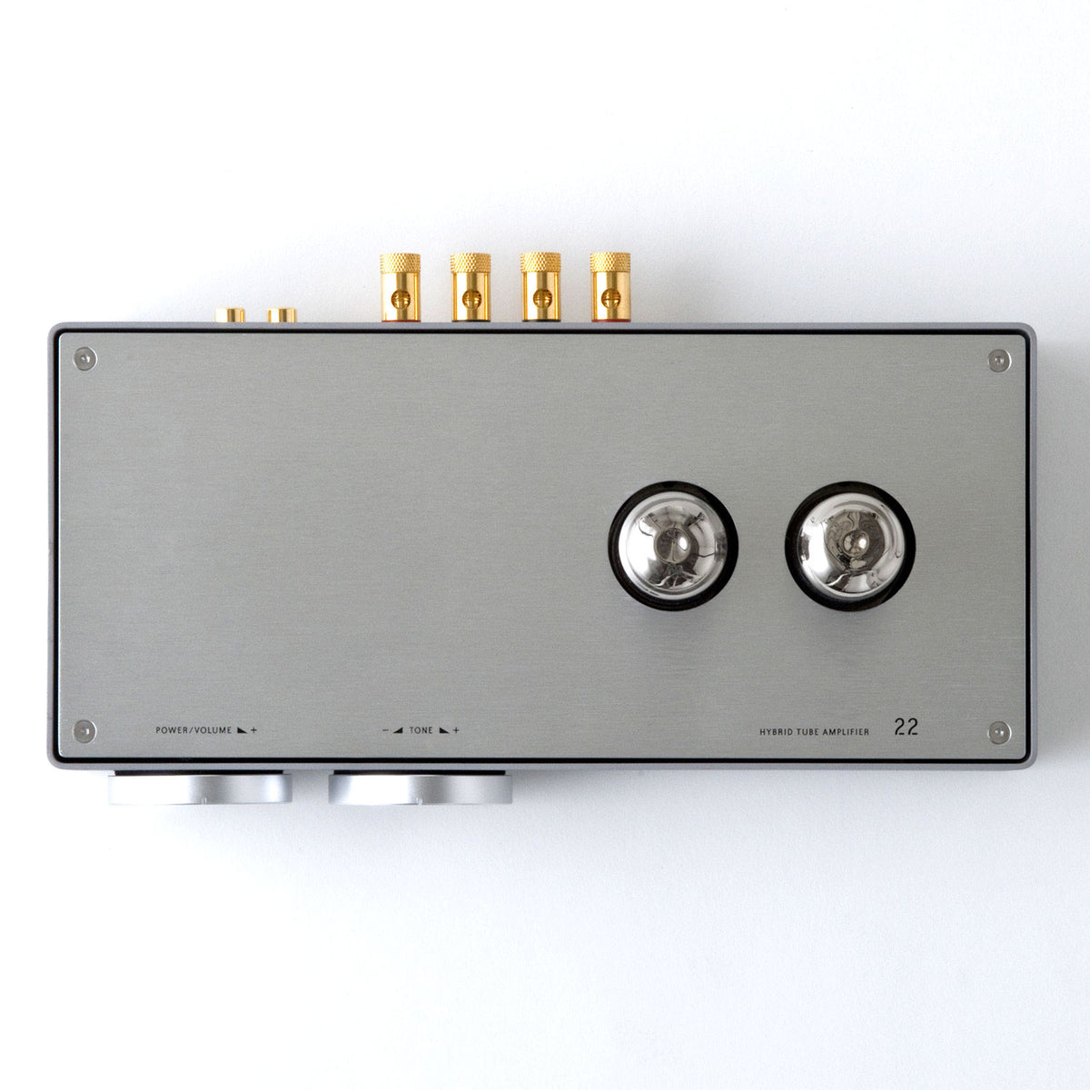 EK Japan: 22 Hybrid Tube Amplifier top