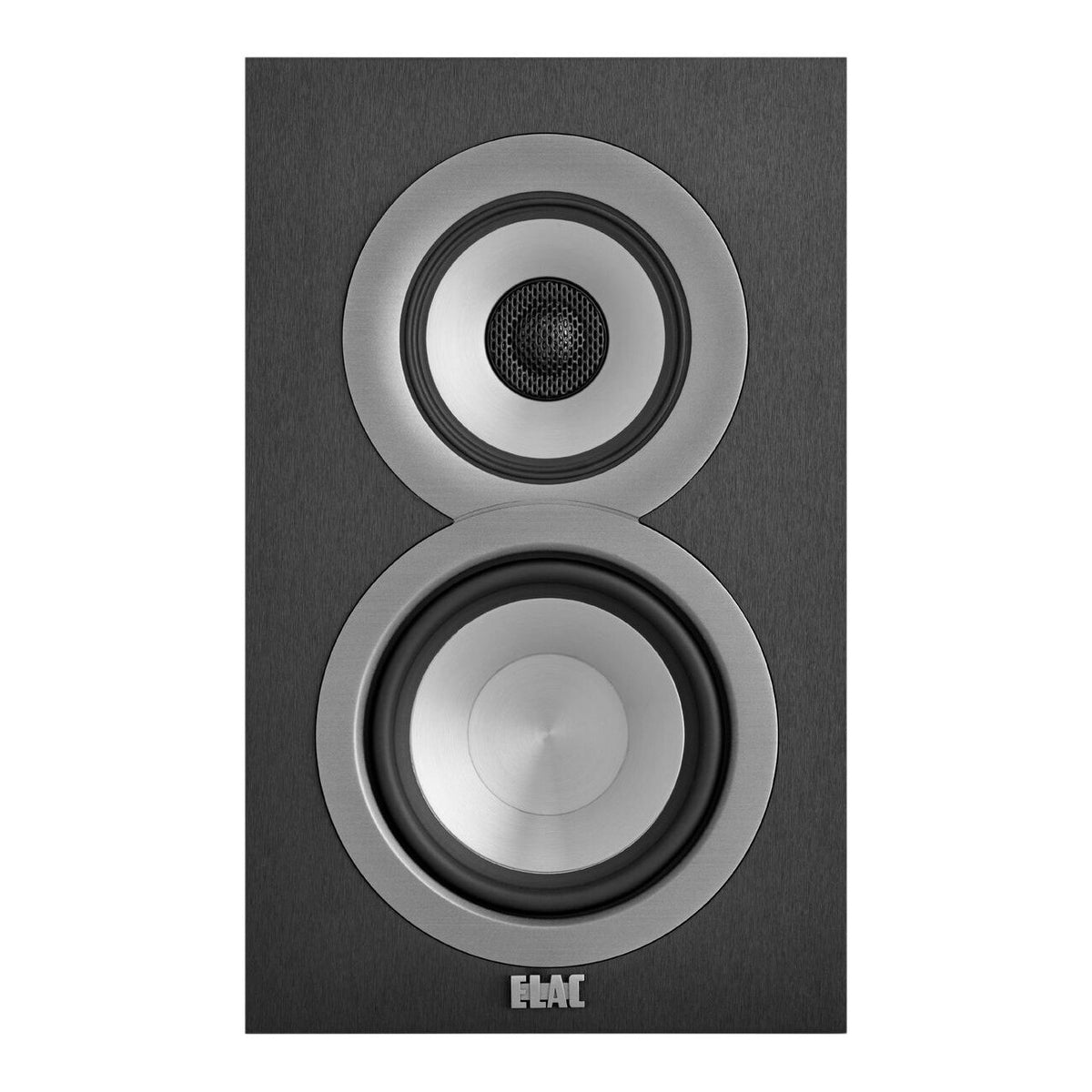 "Elac: UB5 Uni-Fi Series 5 1/4"" Concentric 3-Way Bookshelf Speakers (UB51-BK)"