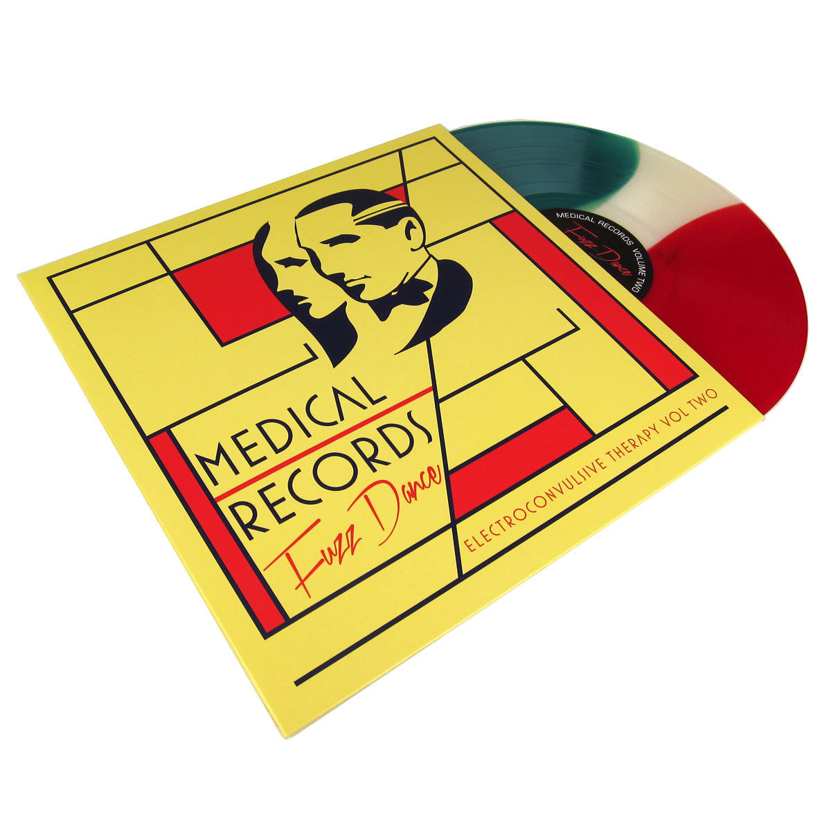 Medical Records: Electroconvulsive Therapy Vol.2 Vinyl LP (Record Store Day 2014)