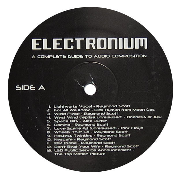 Electronium: A Complete Guide To Audio Composition LP