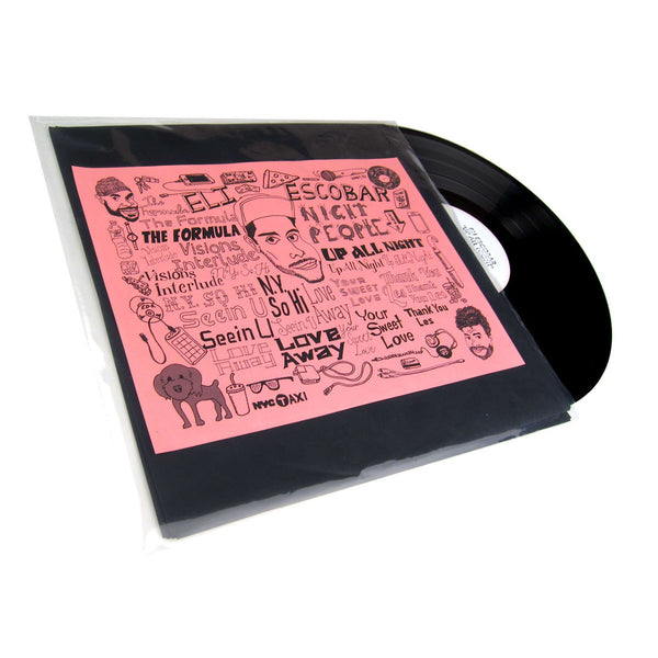 Eli Escobar: Up All Night Vinyl 2LP