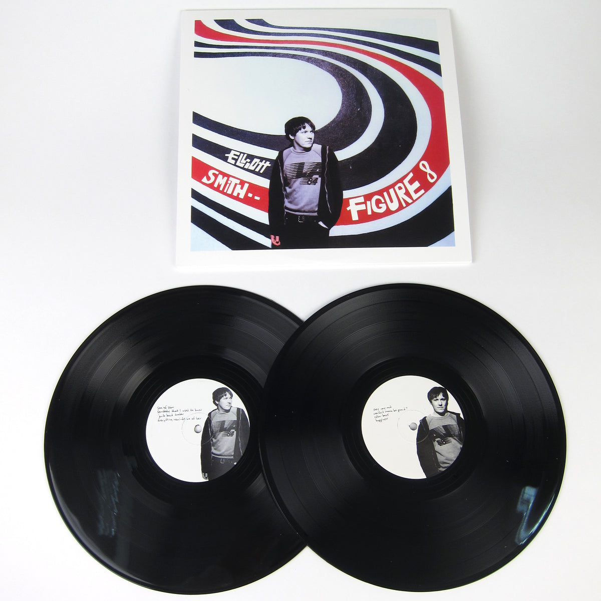 Elliott Smith: Figure 8 (180g) Vinyl 2LP