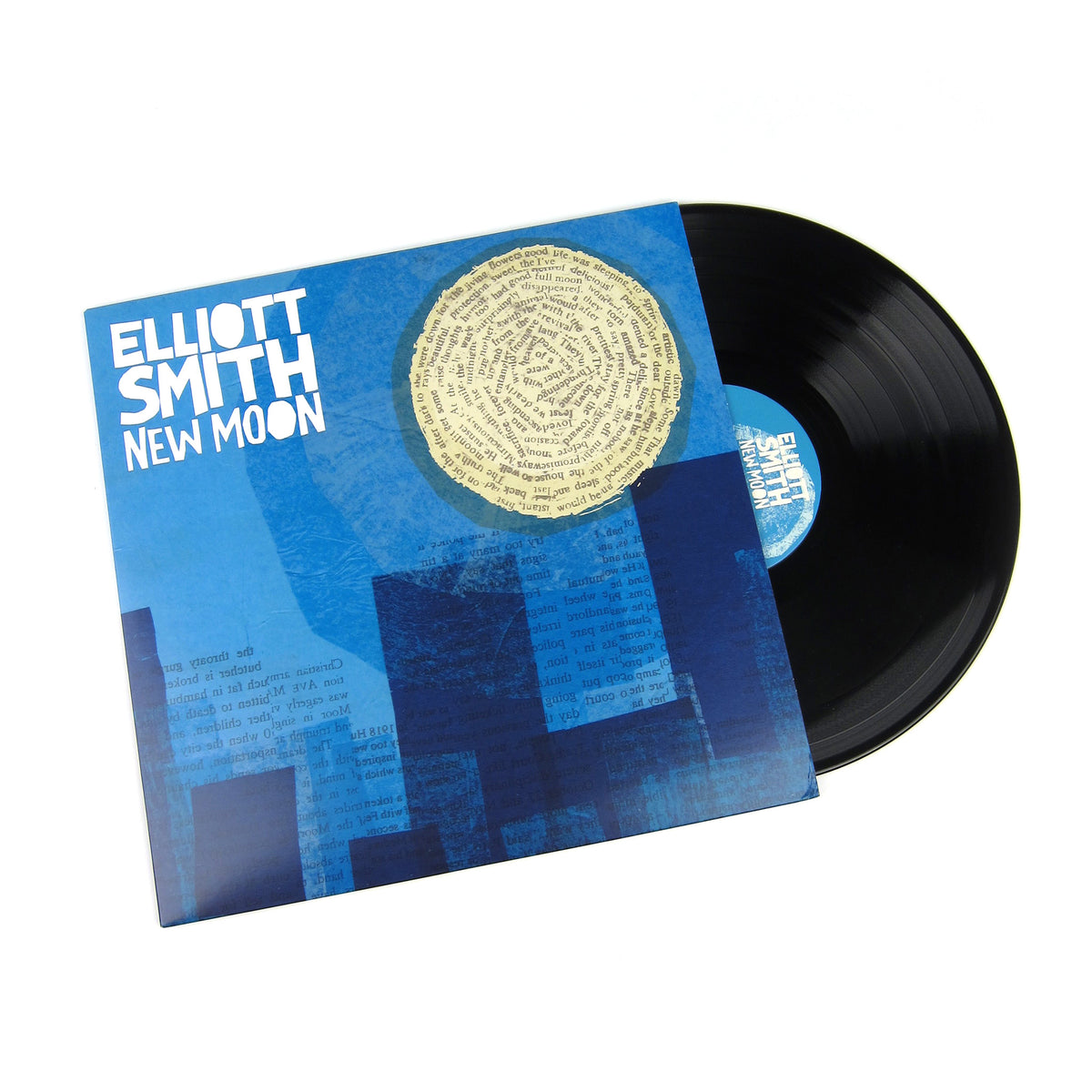 Elliott Smith: New Moon Vinyl 2LP