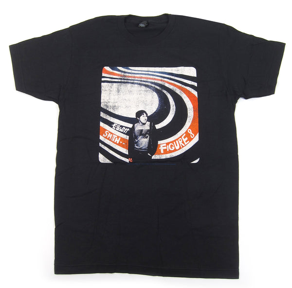 Elliott Smith: Figure 8 Shirt - Coal