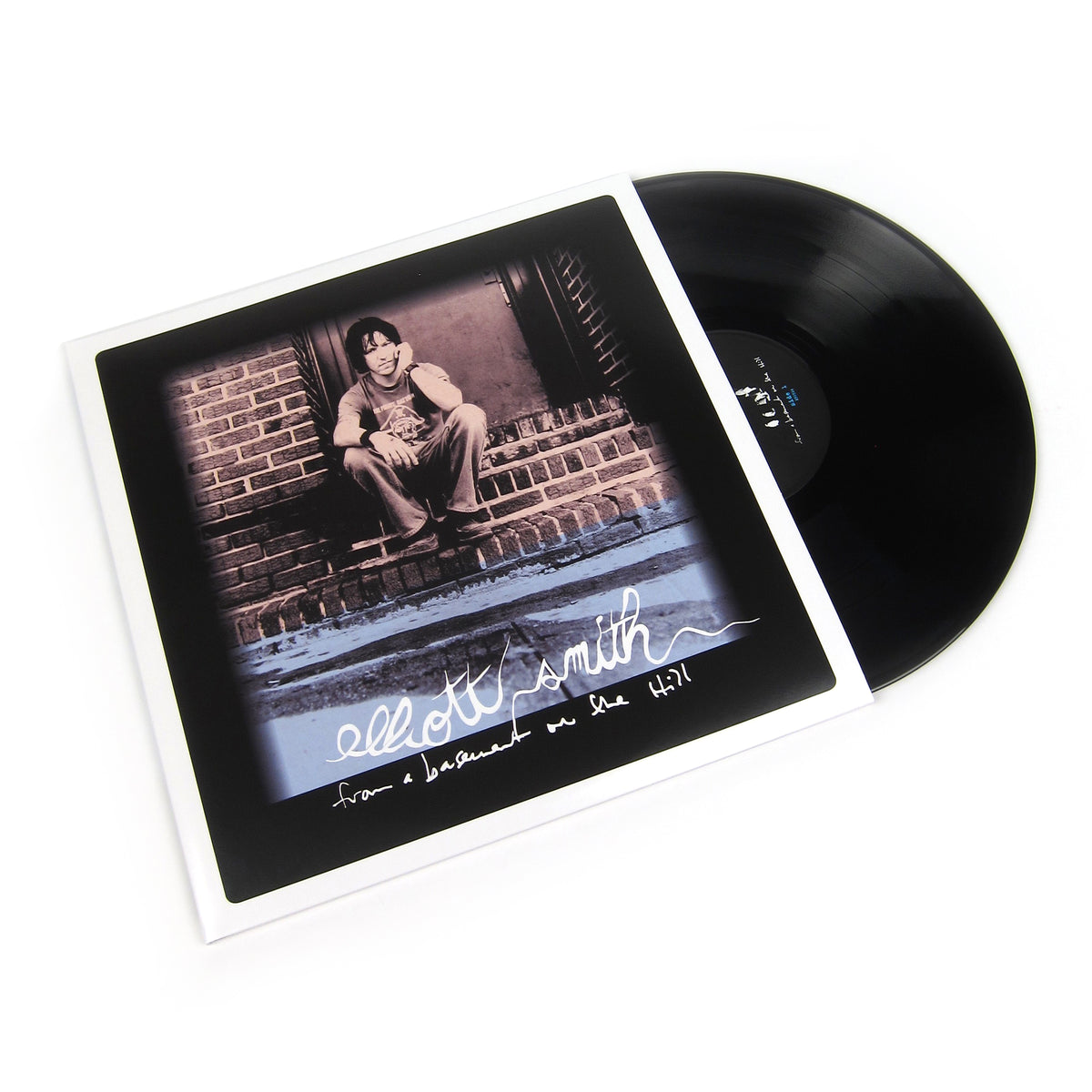 Elliott Smith: From a Basement on the Hill (180g) Vinyl 2LP