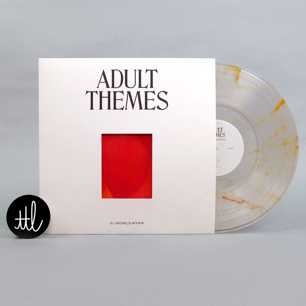 El Michels Affair: Adult Themes (Clear Splatter Colored Vinyl) Vinyl LP - Turntable Lab Exclusive - PRE-ORDER