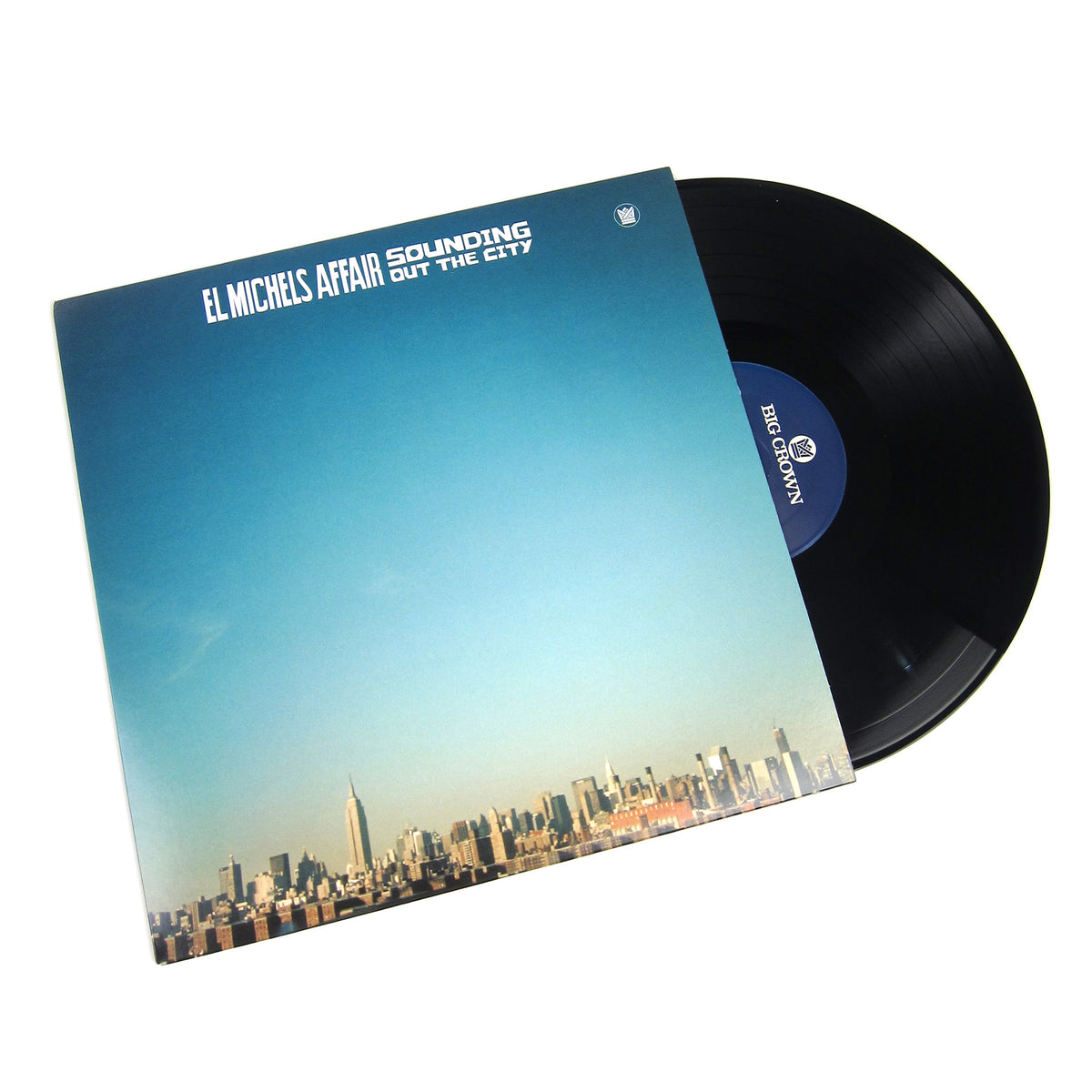El Michels Affair: Sounding Out The City Vinyl LP