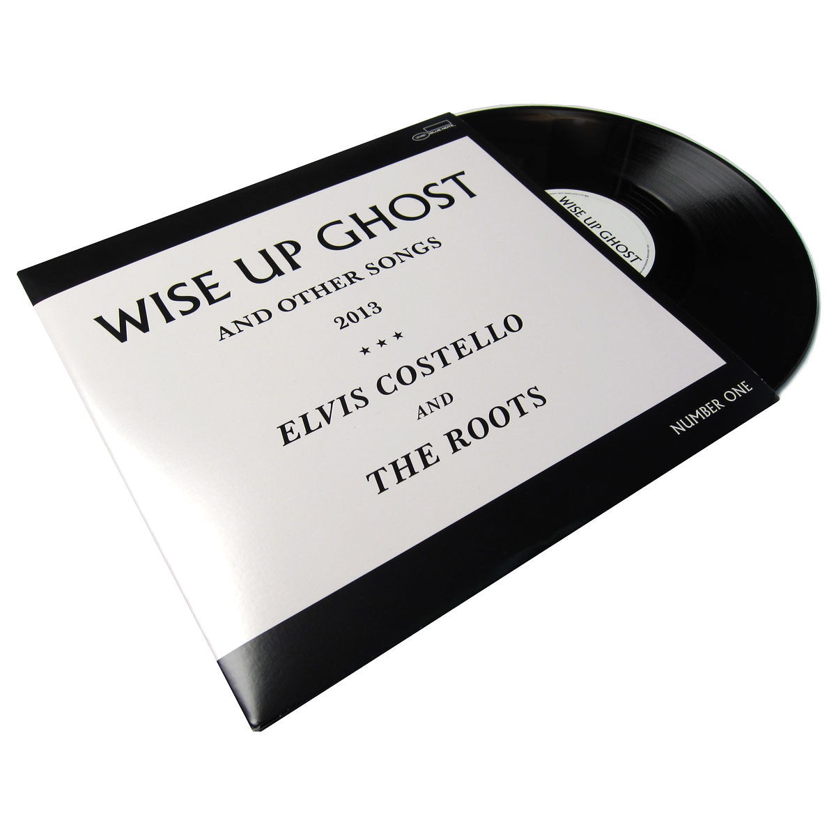 Elvis Costello & The Roots: Wise Up Ghost (180g, Free MP3) 2LP