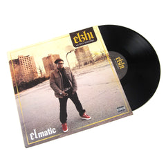 Elzhi & Will Sessions: Elmatic Vinyl 2LP