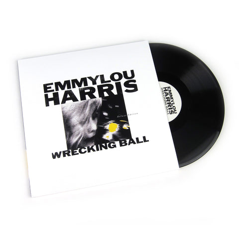 Emmylou Harris: Wrecking Ball (180g) Vinyl 3LP (Record Store Day)