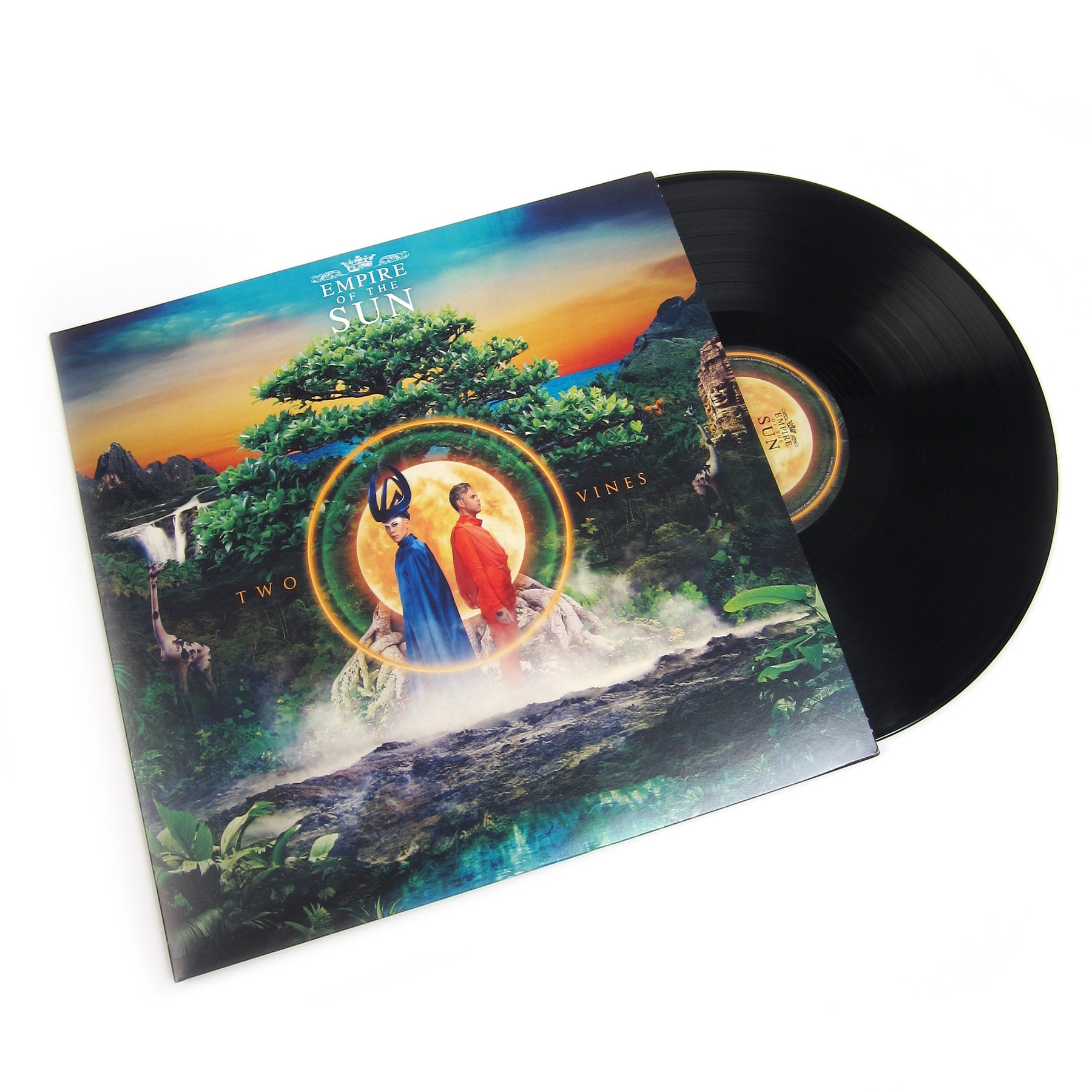 Empire Of The Sun Two Vines Vinyl Lp Turntablelab Com