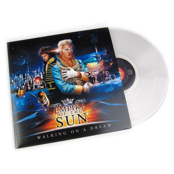 Empire Of The Sun Walking On A Dream Colored Vinyl