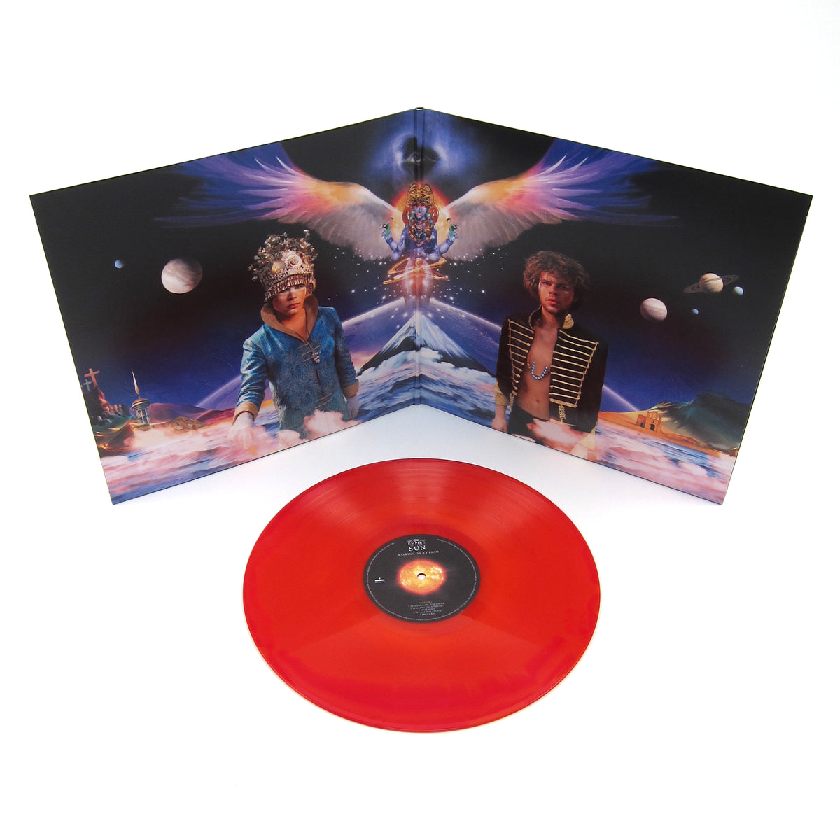 Empire Of The Sun: Walking On A Dream (180g, Orange Colored Vinyl) Vinyl LP