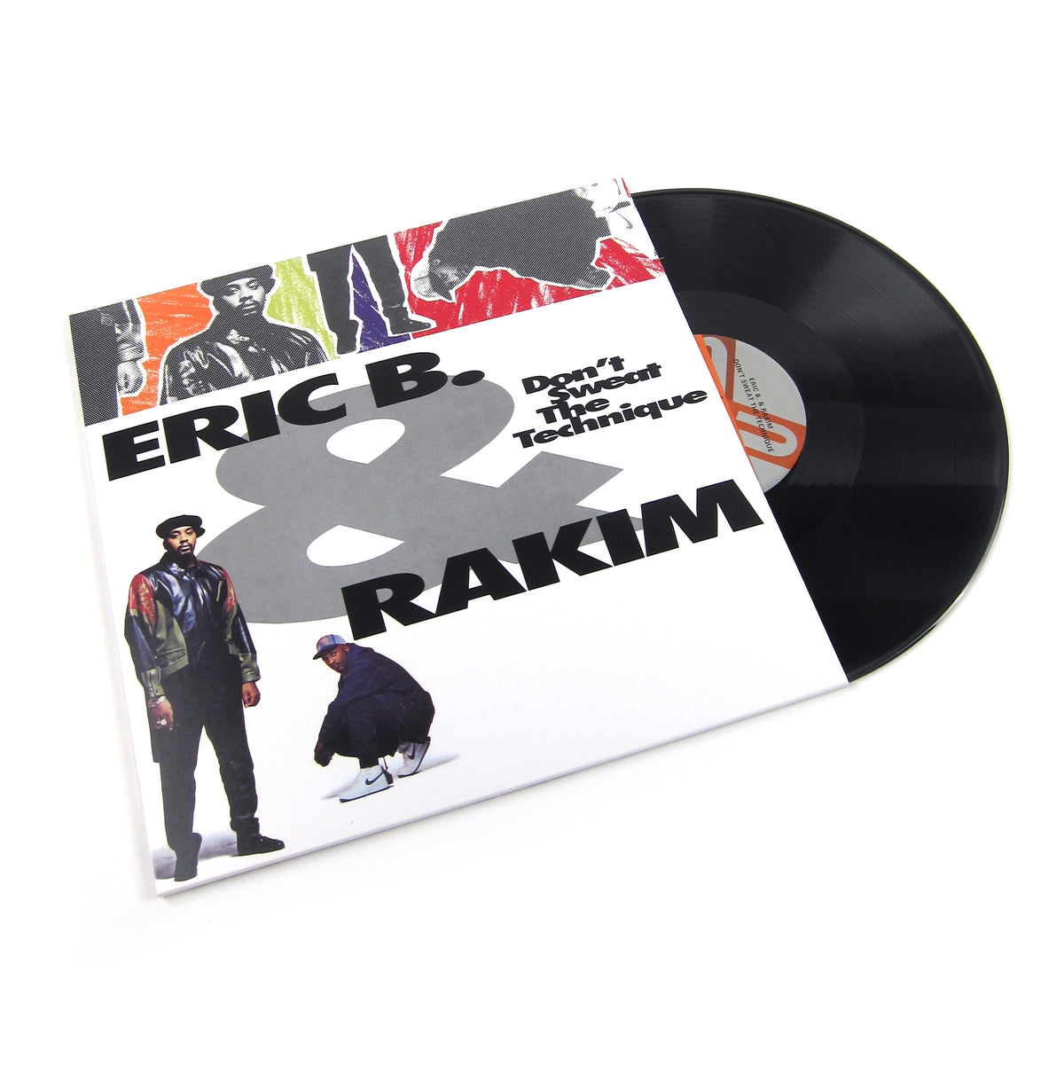 Eric B. & Rakim: Don't Sweat The Technique Vinyl 2LP