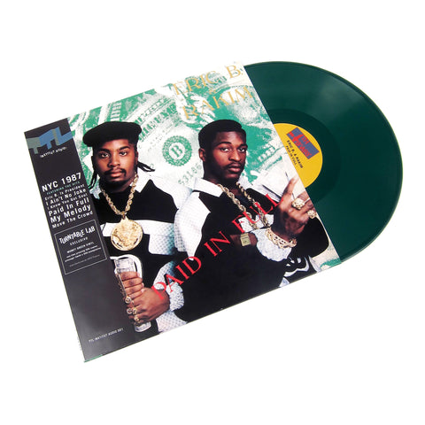 Eric B. & Rakim: Paid In Full (Colored Vinyl) Vinyl LP - TTL Exclusive - PRE-ORDER