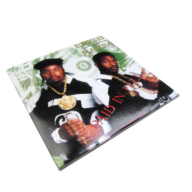 Eric B & Rakim: Paid In Full Deluxe 3LP