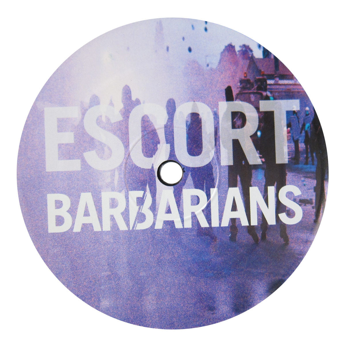 Escort: Barbarians (Tiger & Woods, Jkriv) 12""