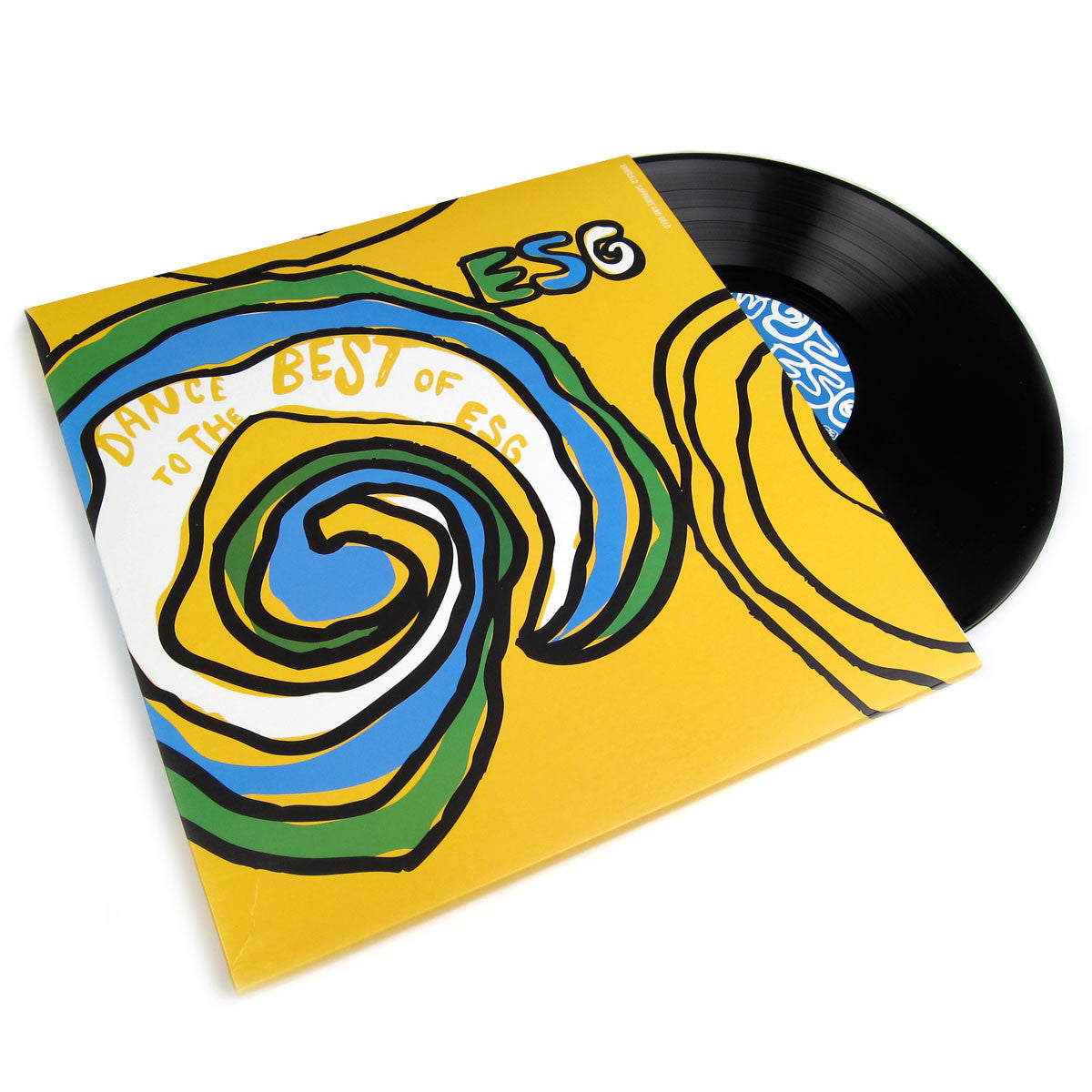 ESG: Dance To The Best Of ESG Vinyl 3LP