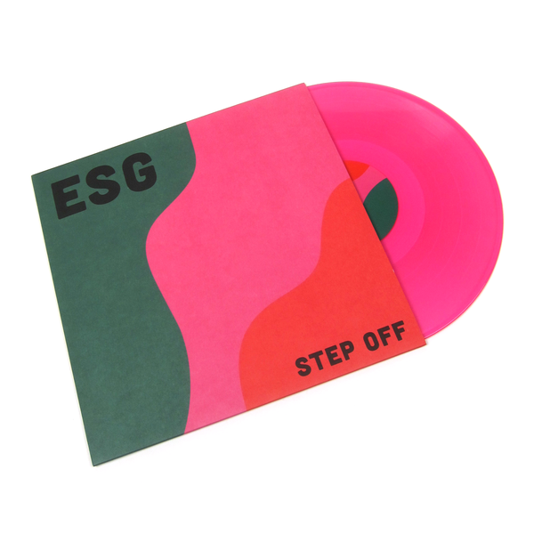 ESG: Step Off (Colored Vinyl) Vinyl LP