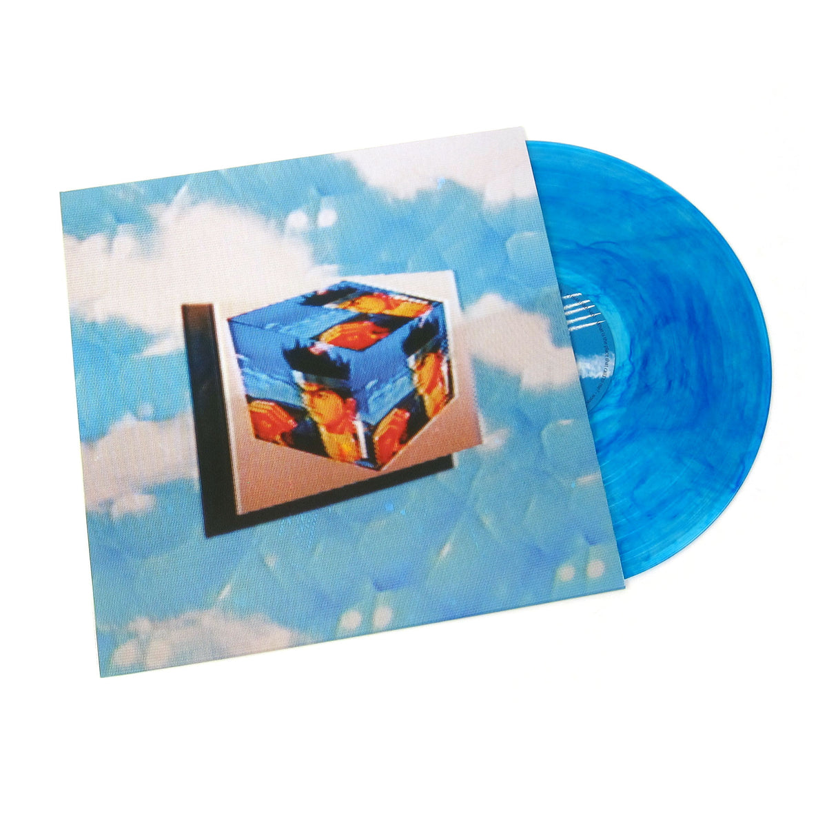 ESPRIT 空想: Virtua.zip (Colored Vinyl)