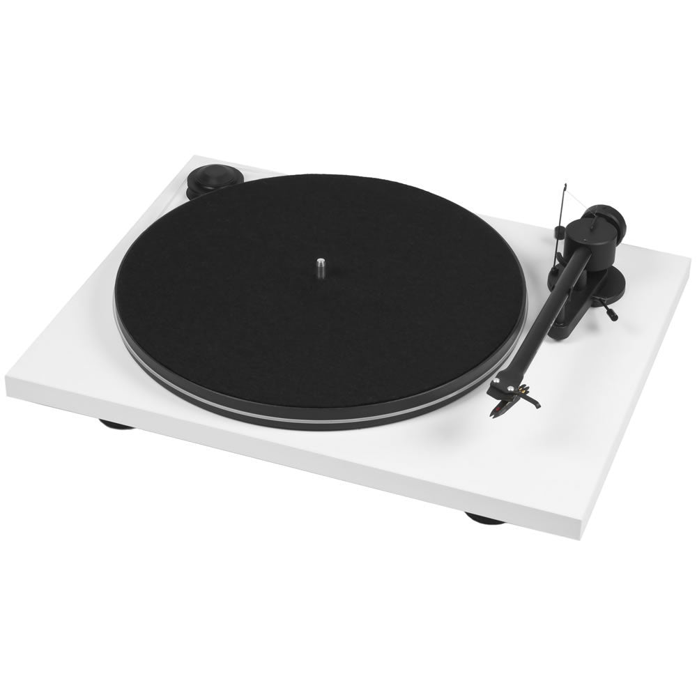 Pro-Ject: Essential II USB Turntable - White