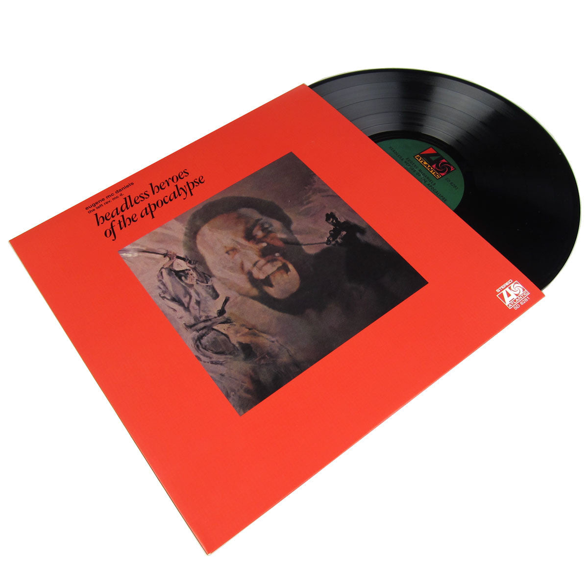Eugene McDaniels: Headless Heroes Of The Apocalypse Vinyl LP