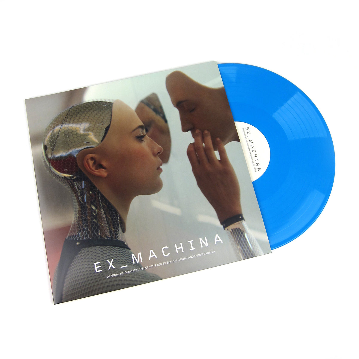 Ben Salisbury & Geoff Barrow: Ex_Machina Soundtrack (Colored Vinyl) Vinyl 2LP