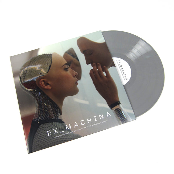Ben Salisbury & Geoff Barrow: Ex_Machina Soundtrack (Compound Grey Colored Vinyl) Vinyl 2LP