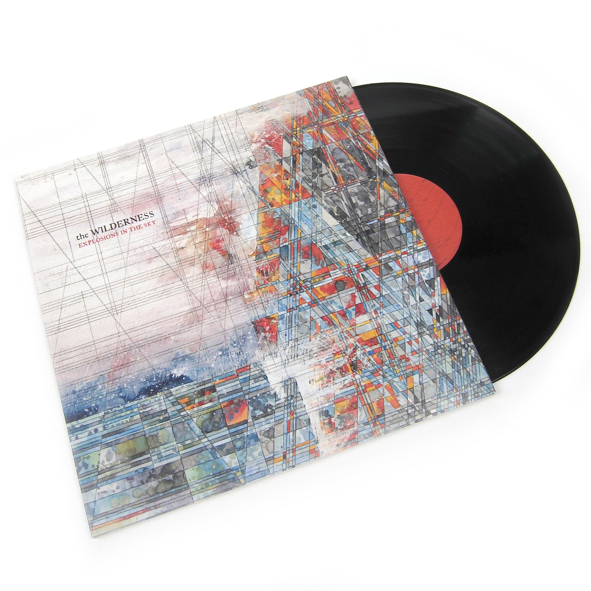 Explosions In The Sky: The Wilderness Vinyl 2LP