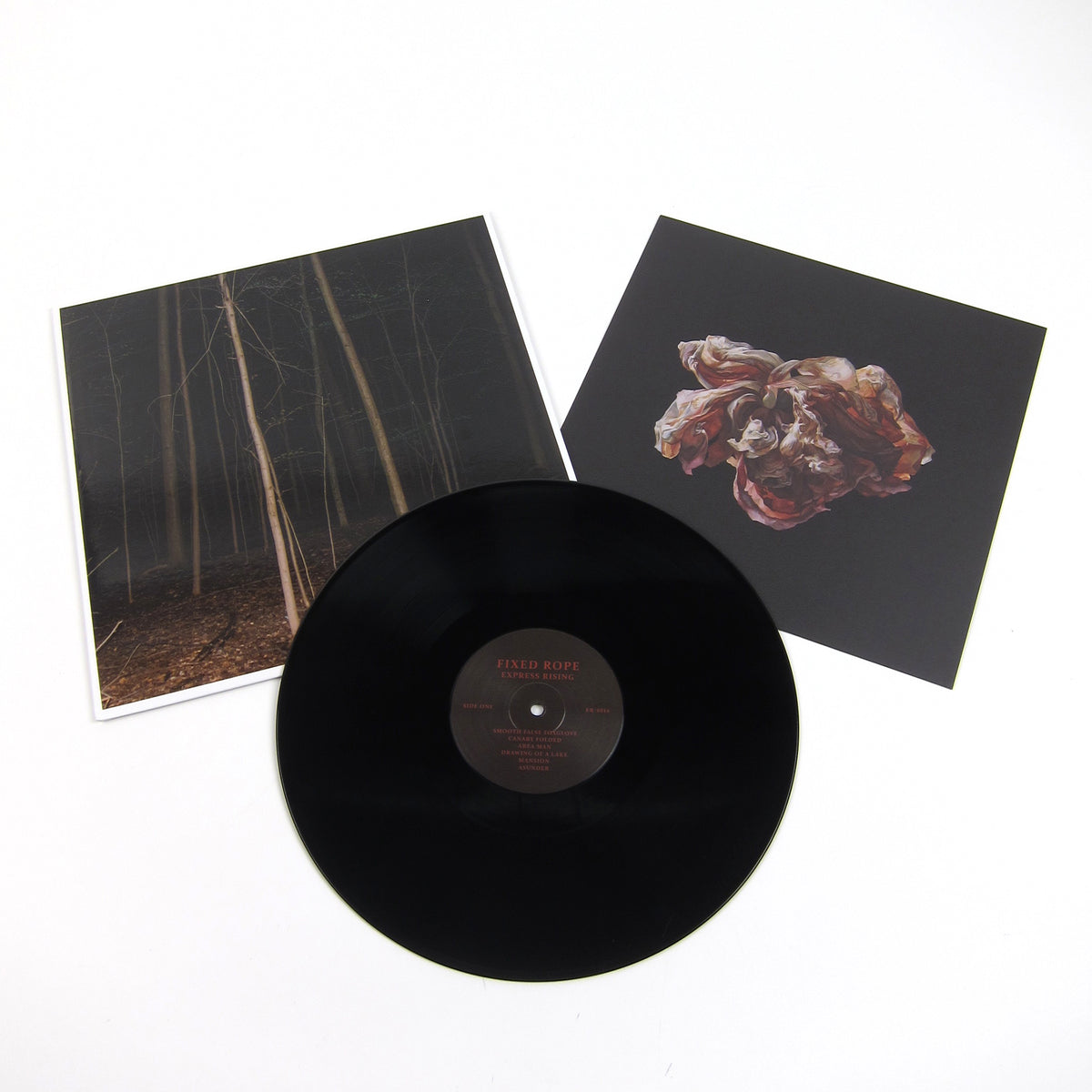 Express Rising: Fixed Rope II Vinyl LP
