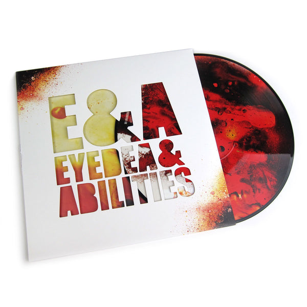 Eyedea & Abilities: E&A (Pic Disc) Vinyl 2LP (Record Store Day)