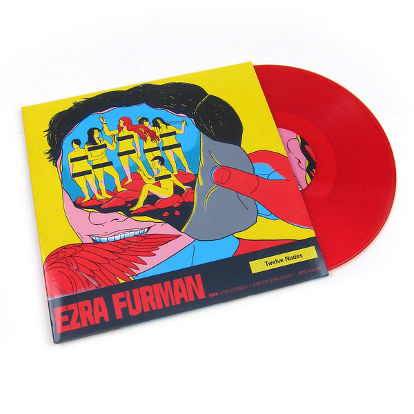 Ezra Furman: Twelve Nudes (Indie Exclusive Colored Vinyl) Vinyl LP