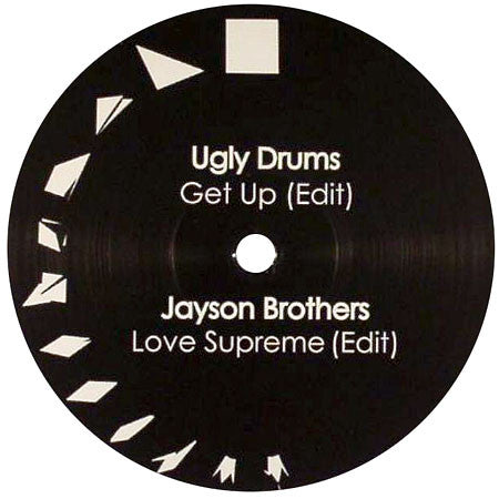 Faces: Faces Sampler (Jayson Brothers, MCDE, Kid Sumbline) 12""