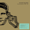 Factory Records: Communications 1978-92 Sampler (Record Store Day) 10""
