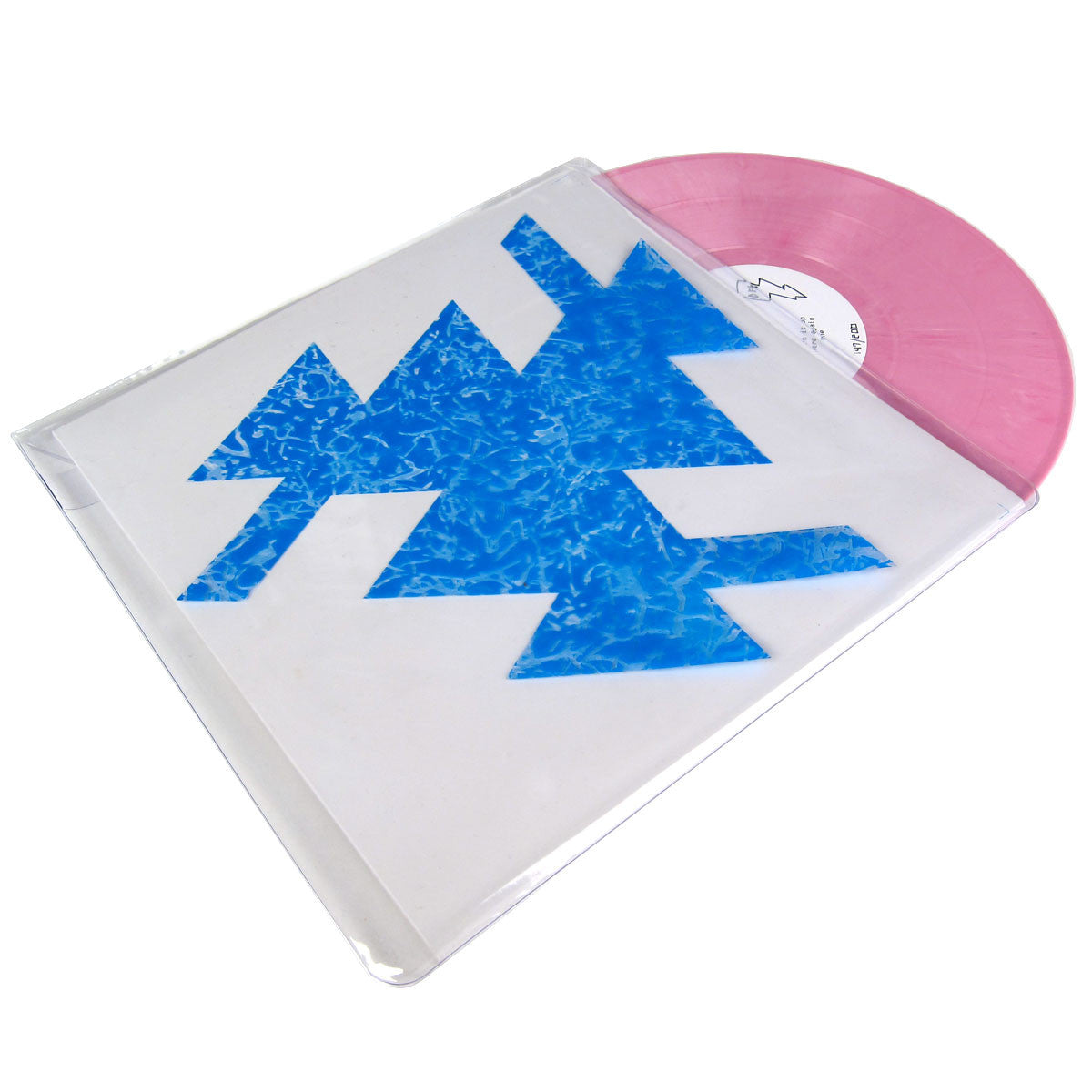 Factory Floor: Factory Floor (Limited White Label Edition, Colored Vinyl, Free MP3) Vinyl 2LP
