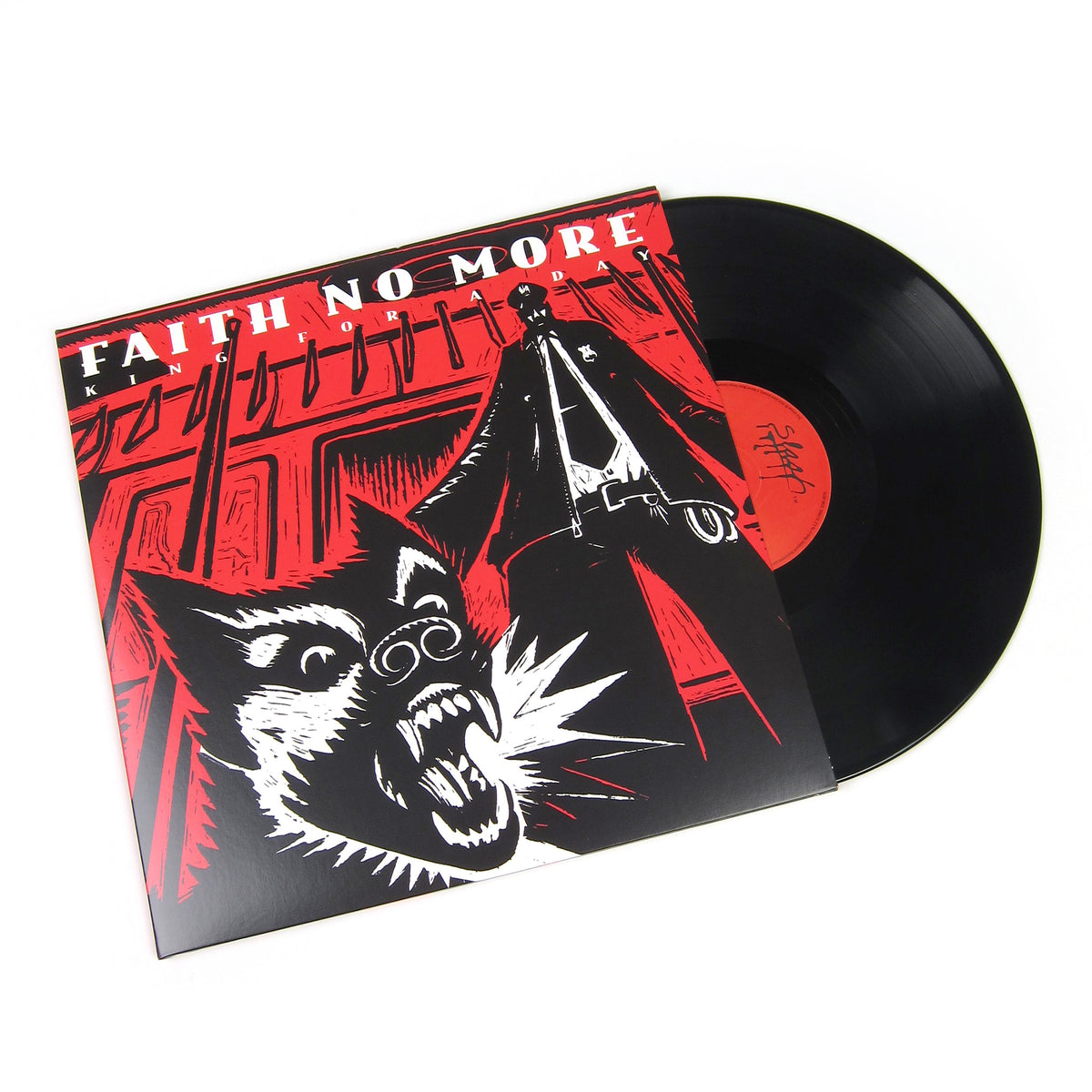 Faith No More: King For A Day...Fool For A Lifetime (180g) Vinyl 2LP