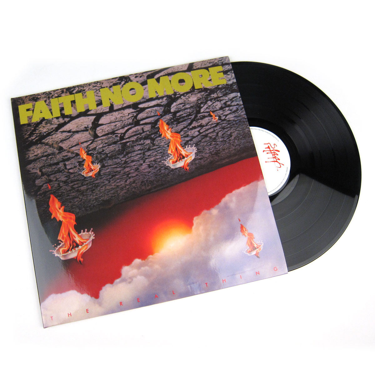 Faith No More: Deluxe Edition Vinyl LP Album Pack (The Real Thing, Angel Dust)