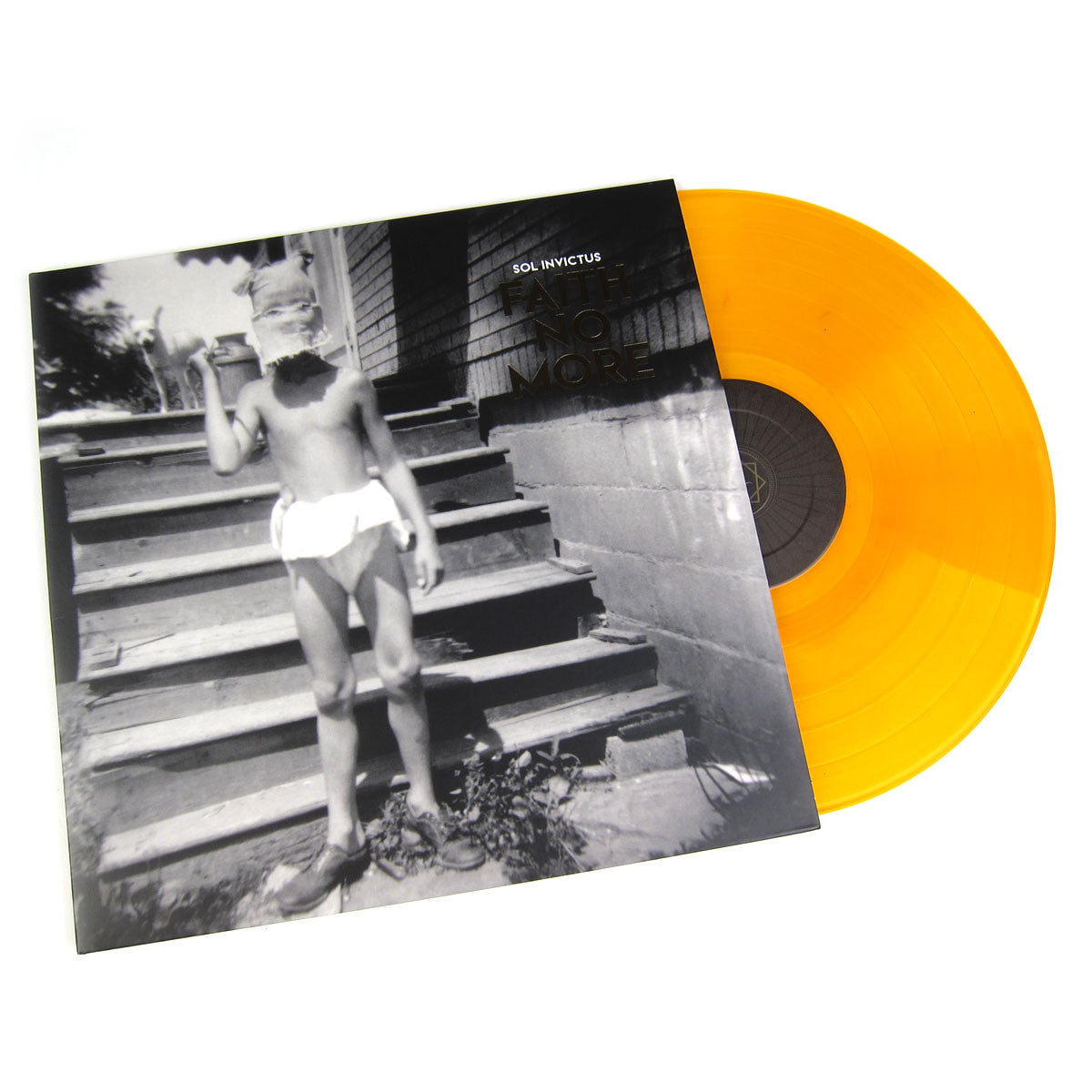 Faith No More: Sol Invictus (Indie Exclusive Colored Vinyl) Vinyl LP