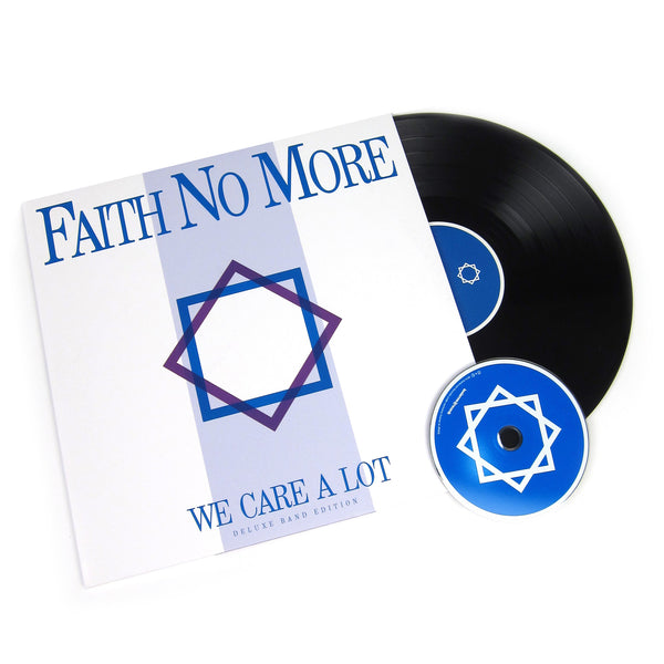 Faith No More: We Care A Lot (180g) Vinyl 2LP+CD