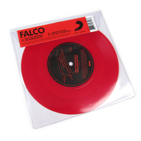 "Falco: Rock Me Amadeus (Colored Vinyl) Vinyl 7"" (Record Store Day)"