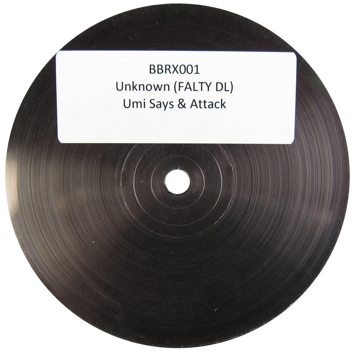FaltyDL: Umi Says / Attack 12""