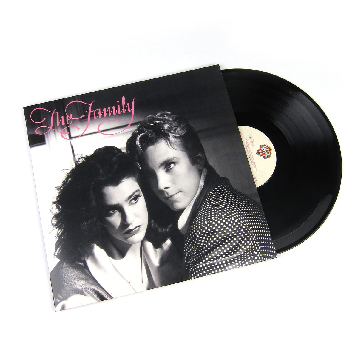 The Family: The Family (Prince, Paisley Park) Vinyl LP