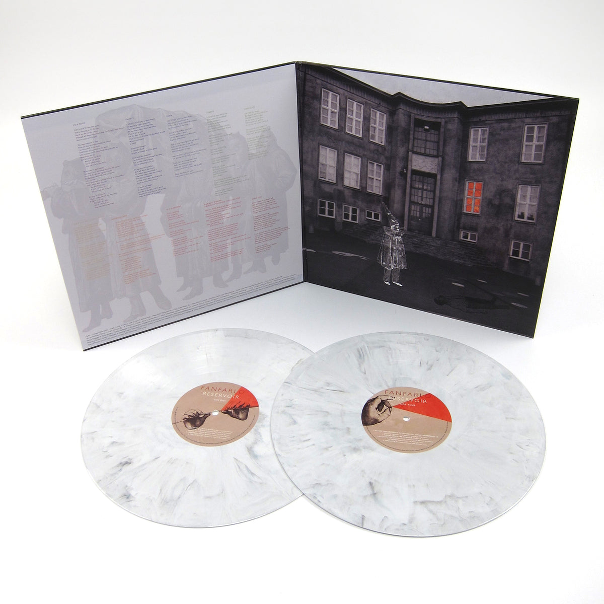 Fanfarlo: Reservoir Expanded Edition Vinyl 2LP (Record Store Day)