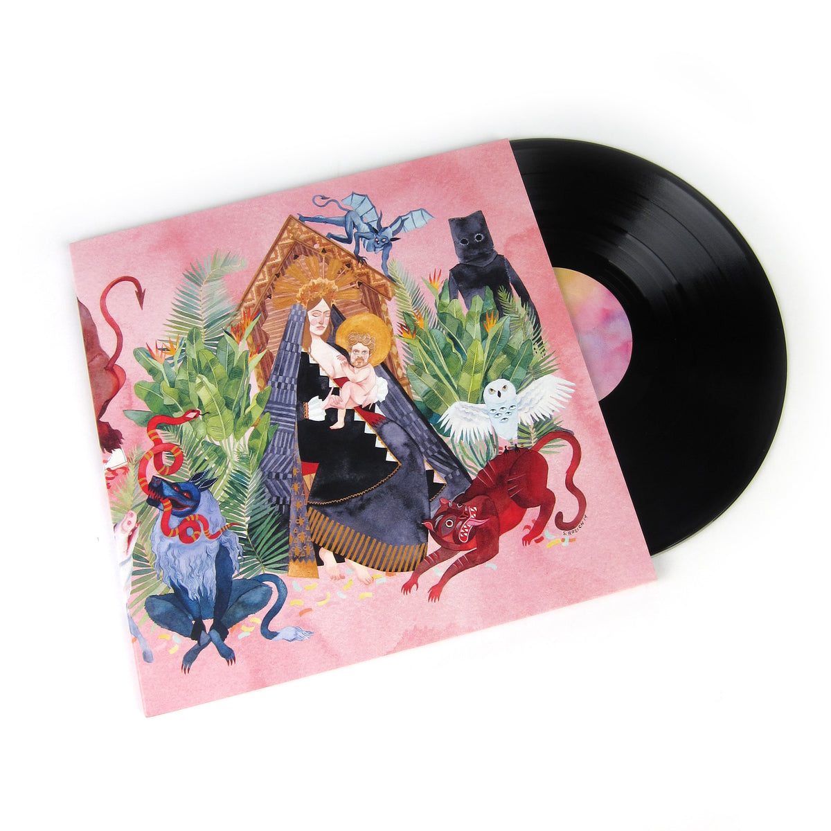Father John Misty: I Love You, Honeybear Vinyl 2LP