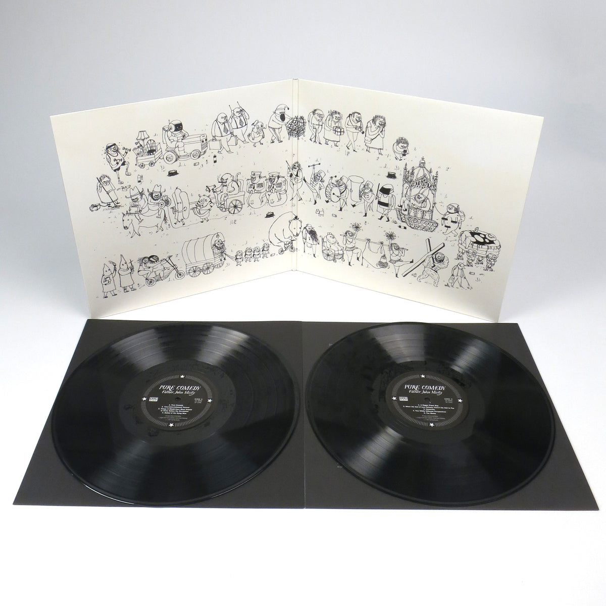 Father John Misty: Pure Comedy Vinyl 2LP+7""