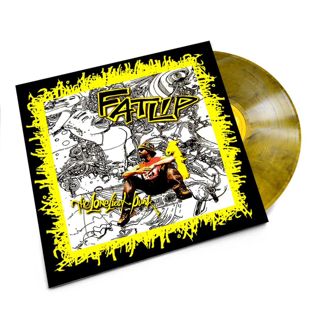 Fatlip: The Loneliest Punk (Colored Vinyl) Vinyl LP (Record Store Day)