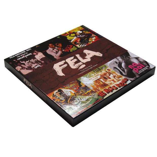 Fela Kuti: Vinyl Box Set 2 Compiled By Ginger Baker detail