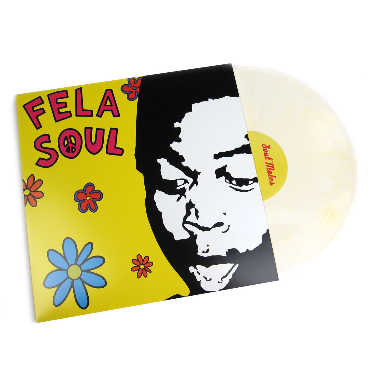 Fela Soul: Fela Kuti vs De La Soul (Colored Vinyl) Vinyl LP - Deluxe Edition
