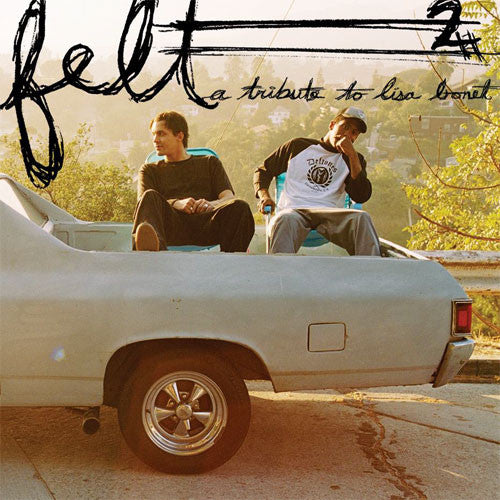 Felt: Tribute To Lisa Bonet (Slug + Murs) 2LP